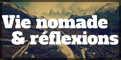 vie nomade et voyage