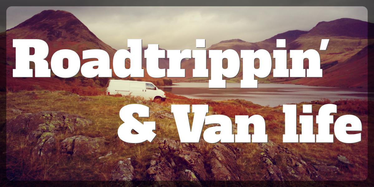 voyage van road-trip camion aménagé