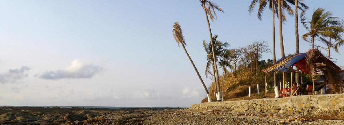 birmanie plage ngwe saung beach