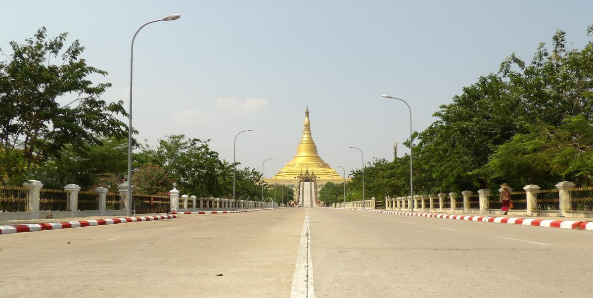 naypyidaw capitale myanmar