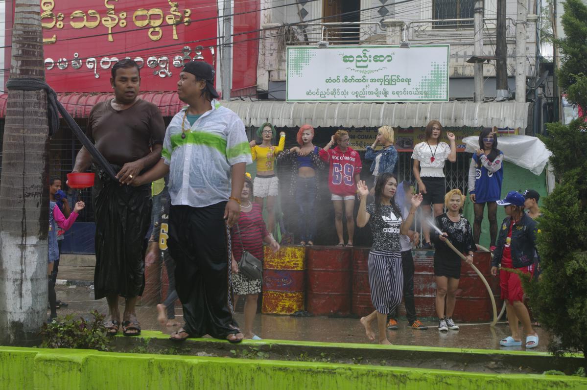 thingyan festival myanmar