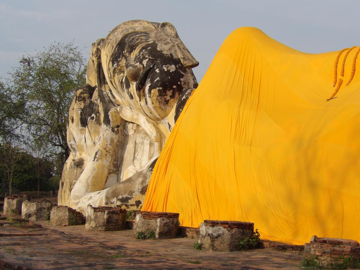 visiter ayutthaya au Nord de la Thaïlande
