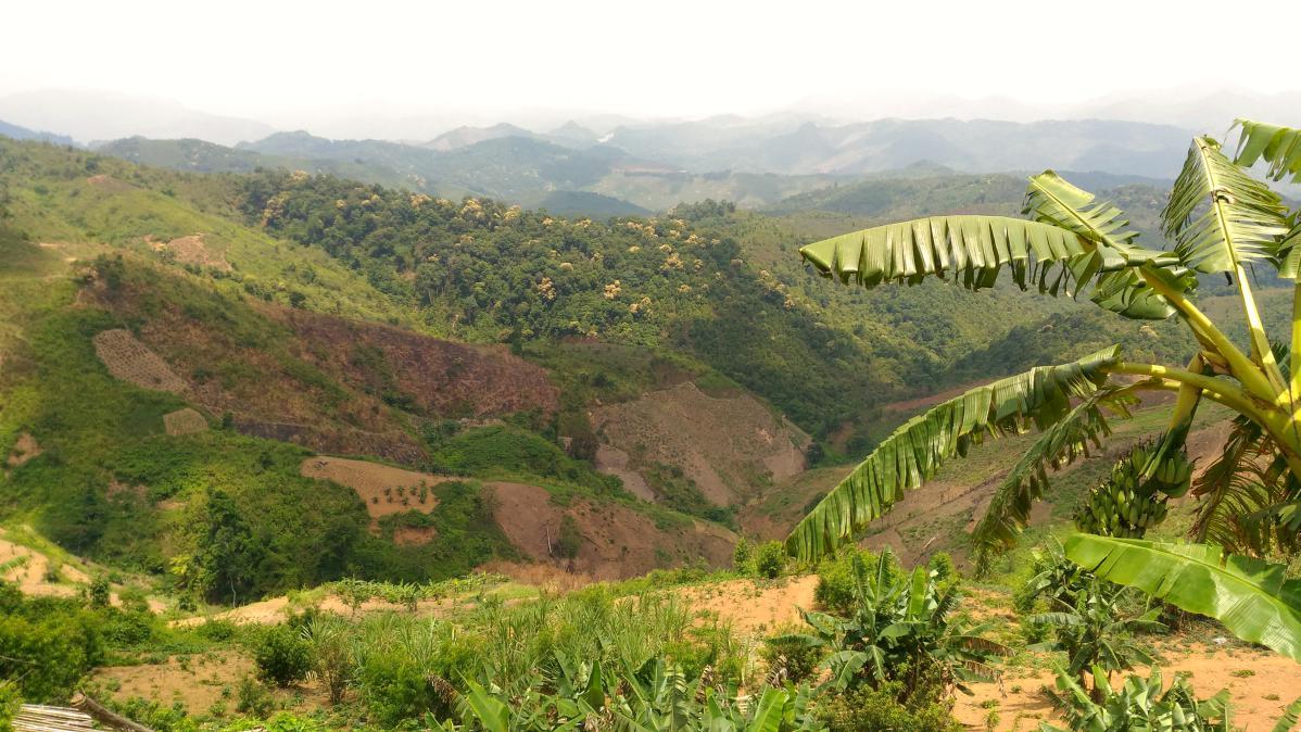 où faire un trek au laos