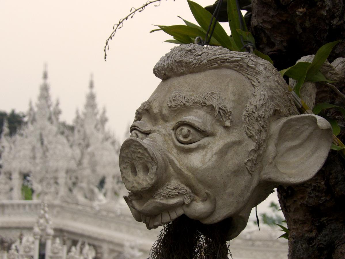 visiter Chiang Rai en Thaïlande