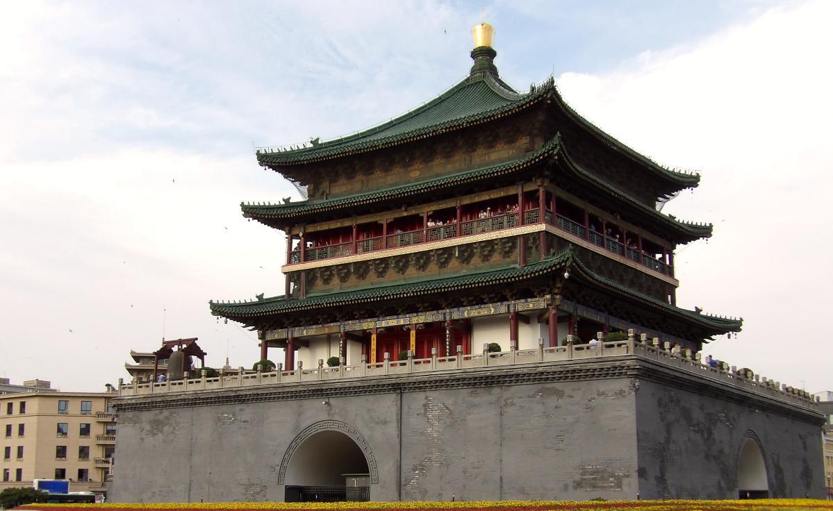visite de xi'an chine