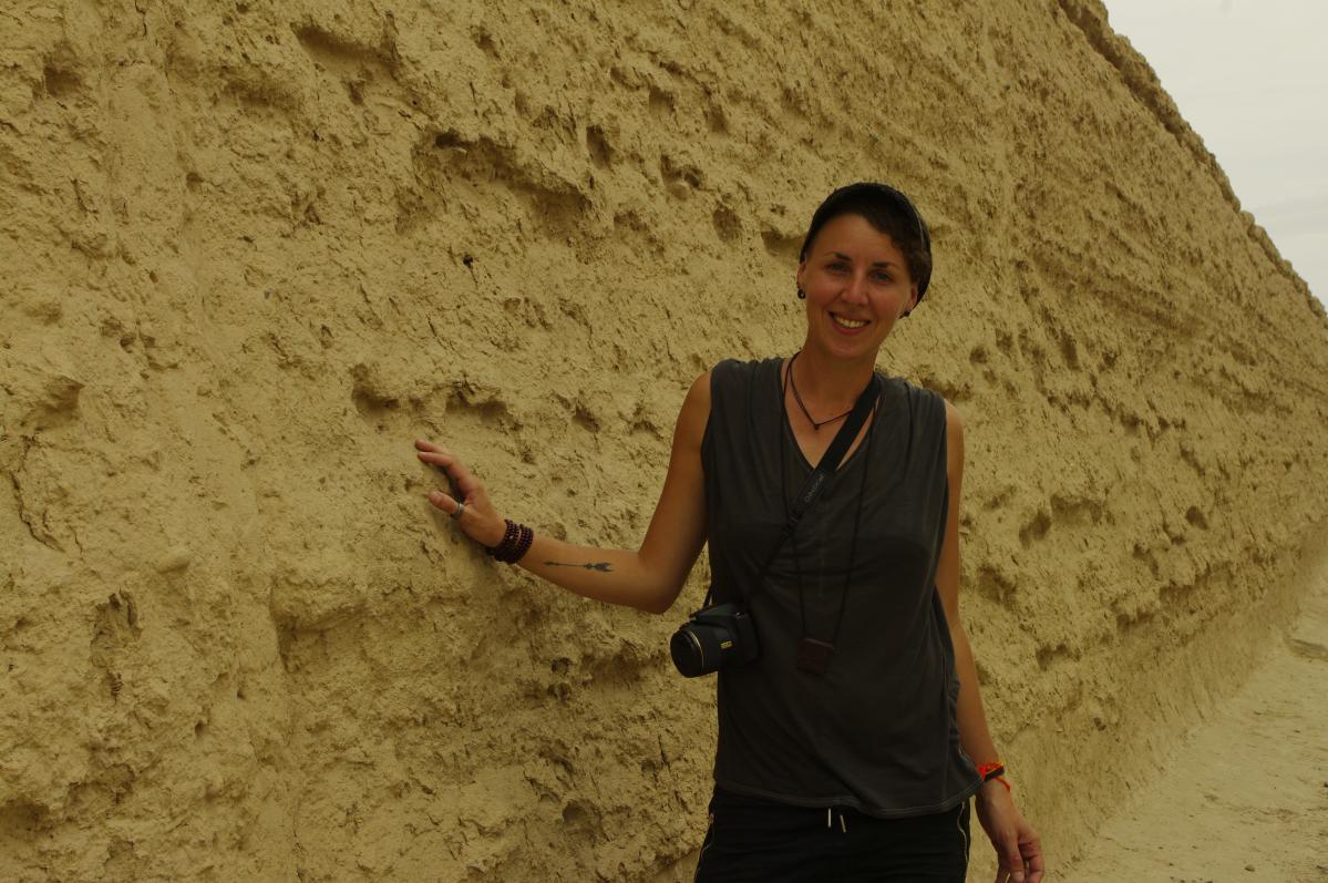 voyage dans le désert de gobi