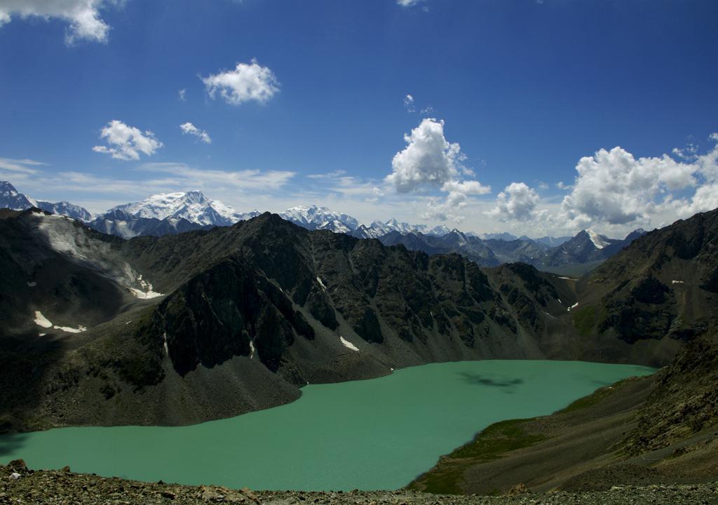 lac kirghizistan