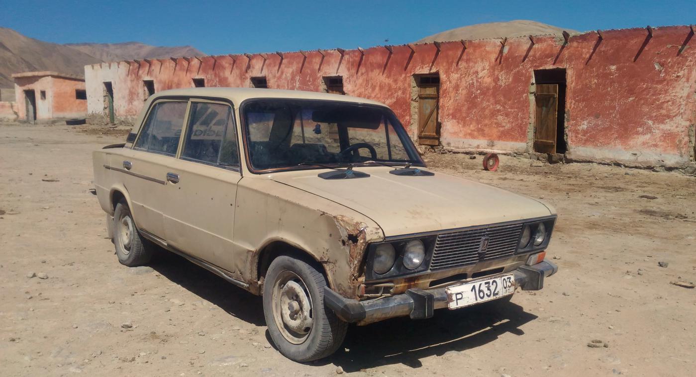 pamir highway tadjikistan