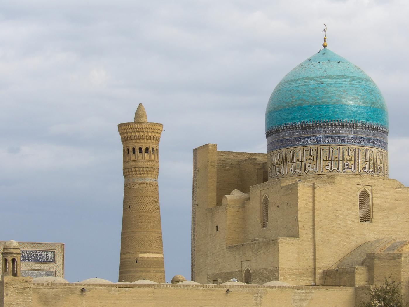 visite de Boukhara en Ouzbékistan