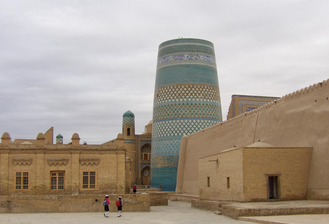 voyager en stop en Ouzbékistan
