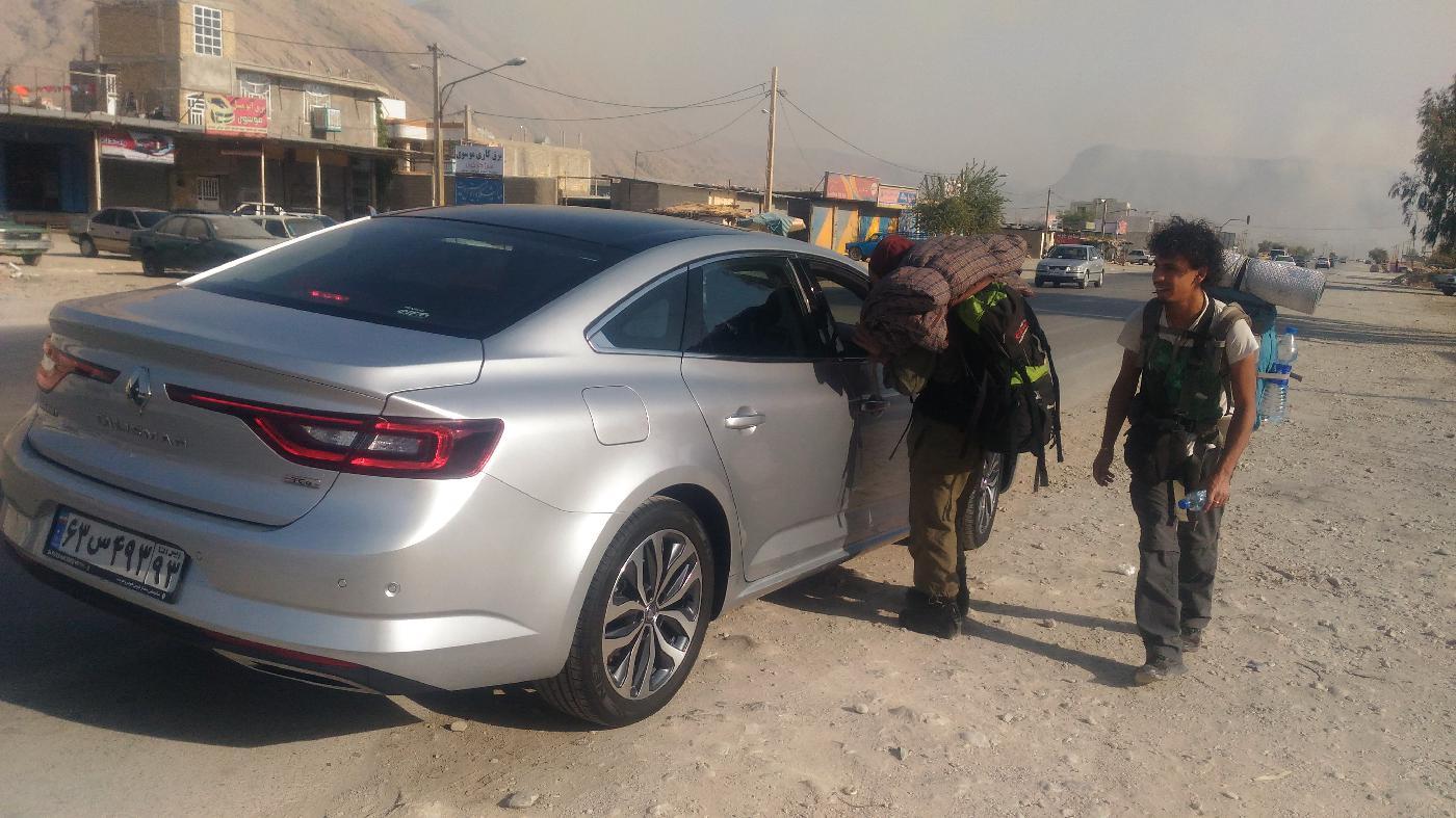 auto-stop en iran