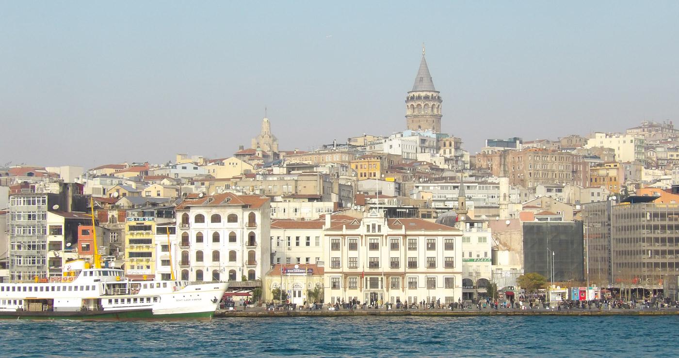 galata tower istanbul turquie