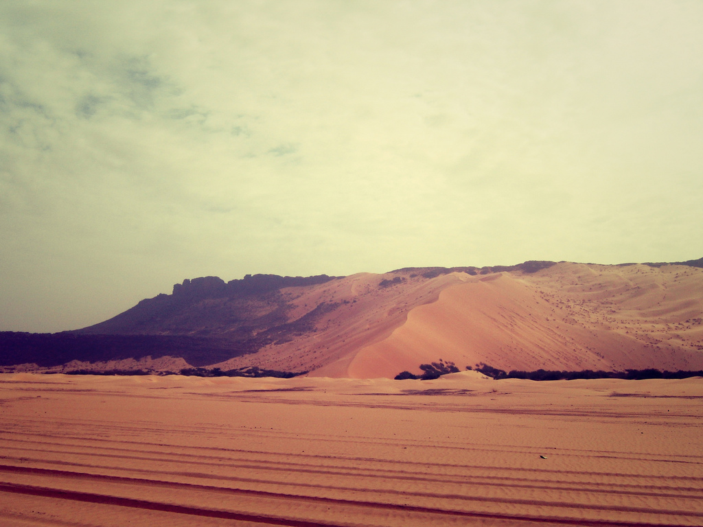 Mauritanie : premier voyage, premier amour…