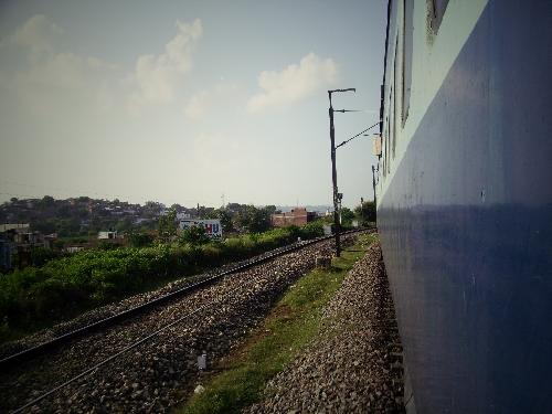 Train, Inde