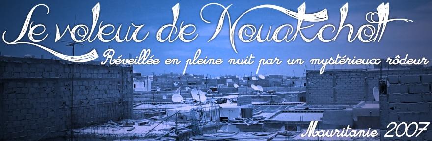 Le voleur de Nouakchott : réveillée en pleine nuit par un mystérieux rôdeur…