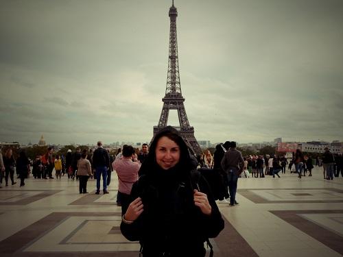 Portrait - Tour Eiffel