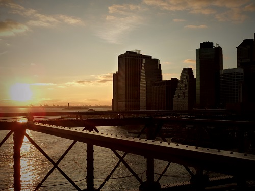 ¨Pont de Brooklyn, New York