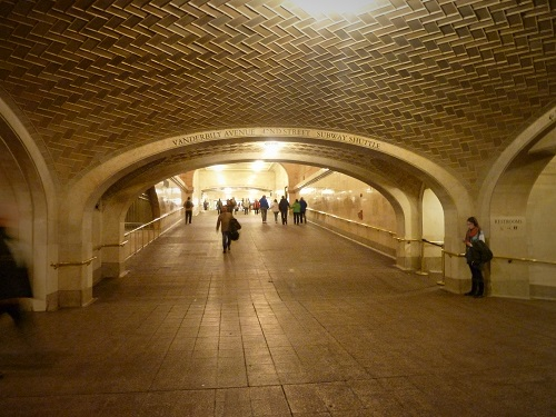 Whispering Arch, Grand Central, New York