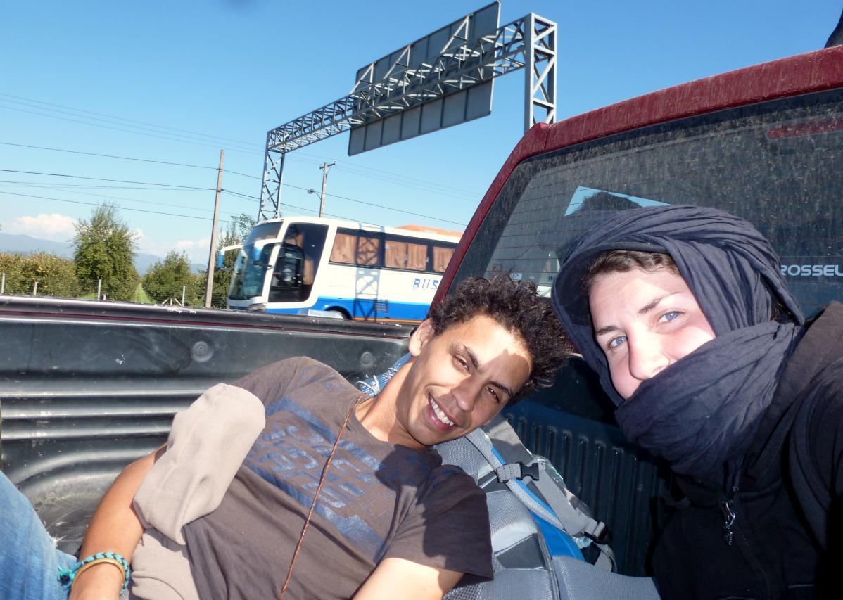 auto-stop au Chili