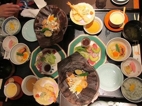repas japonais photo