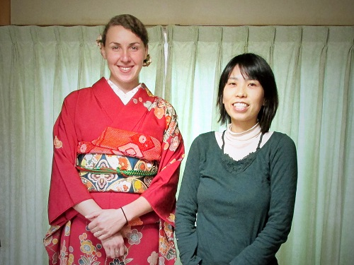 Kimono japon photo