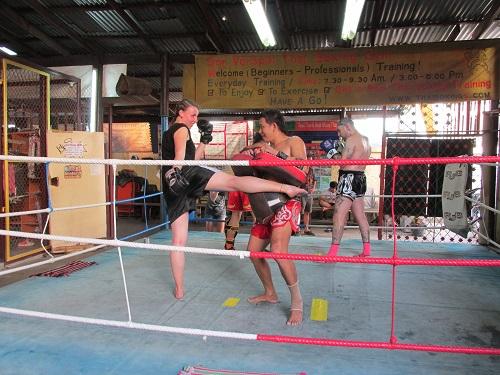 Muay thai bangkok 7