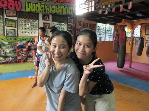 Muay thai bangkok 1