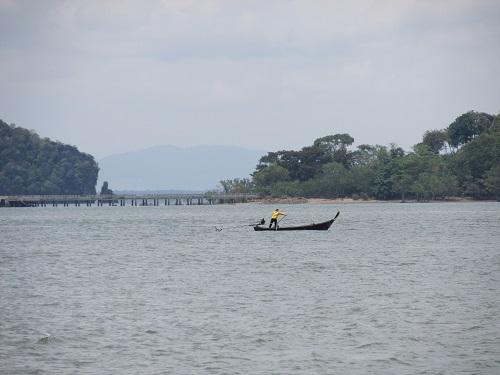 Bateau Thaïlande