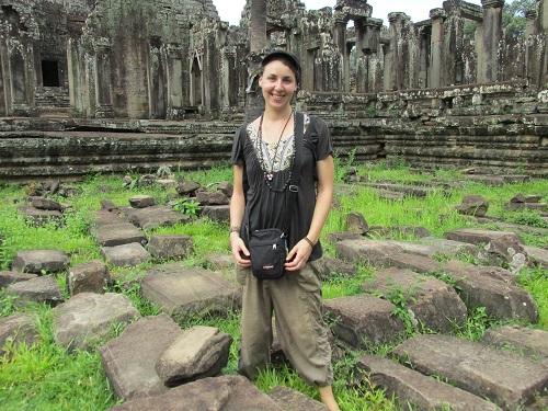 Angkor, Siem Reap, Cambodge