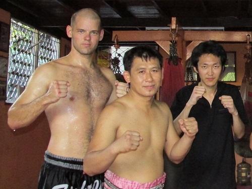 Muay thai bangkok 6