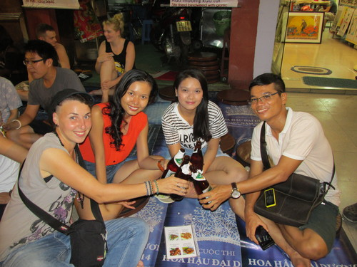 Couchsurfing Ho Chi Minh