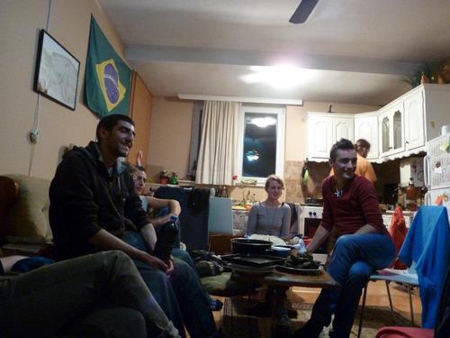 couchsurfing kosovo