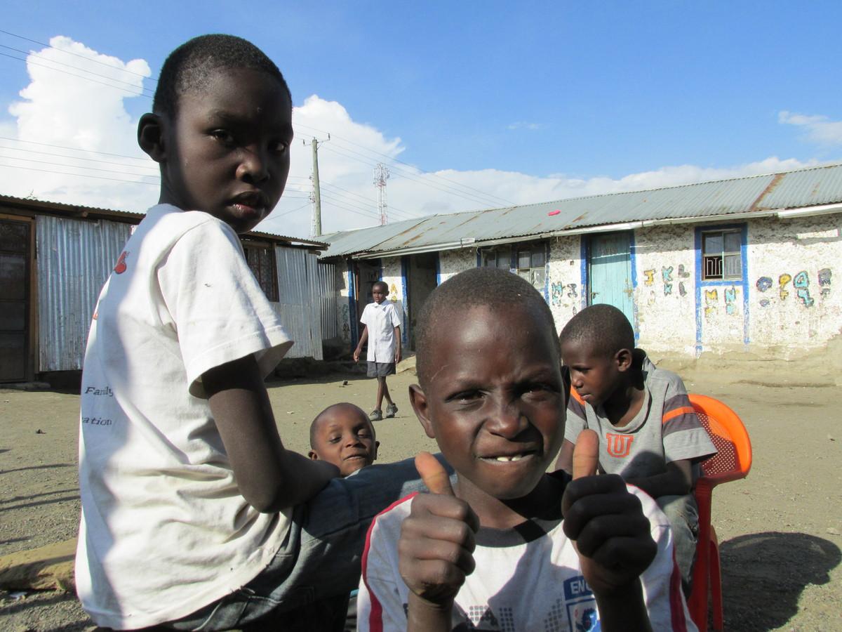 Orphelinat Nakuru, Kenya