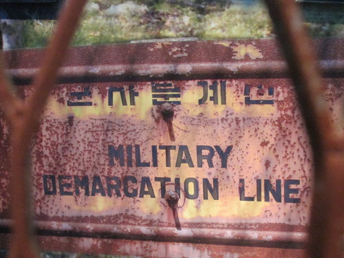 demarcation line