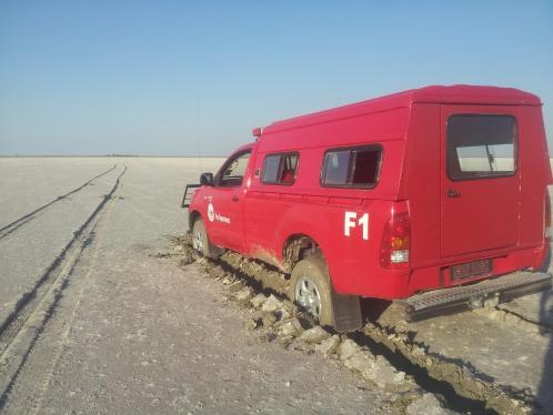 Première voiture de pompiers