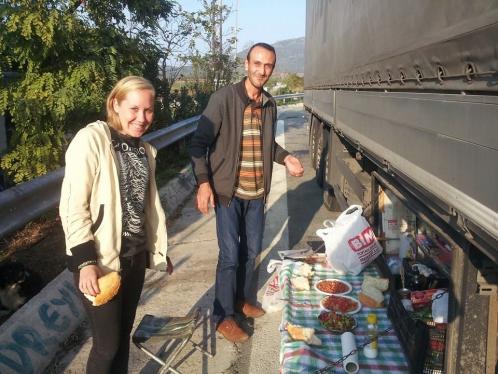 auto-stop en Turquie