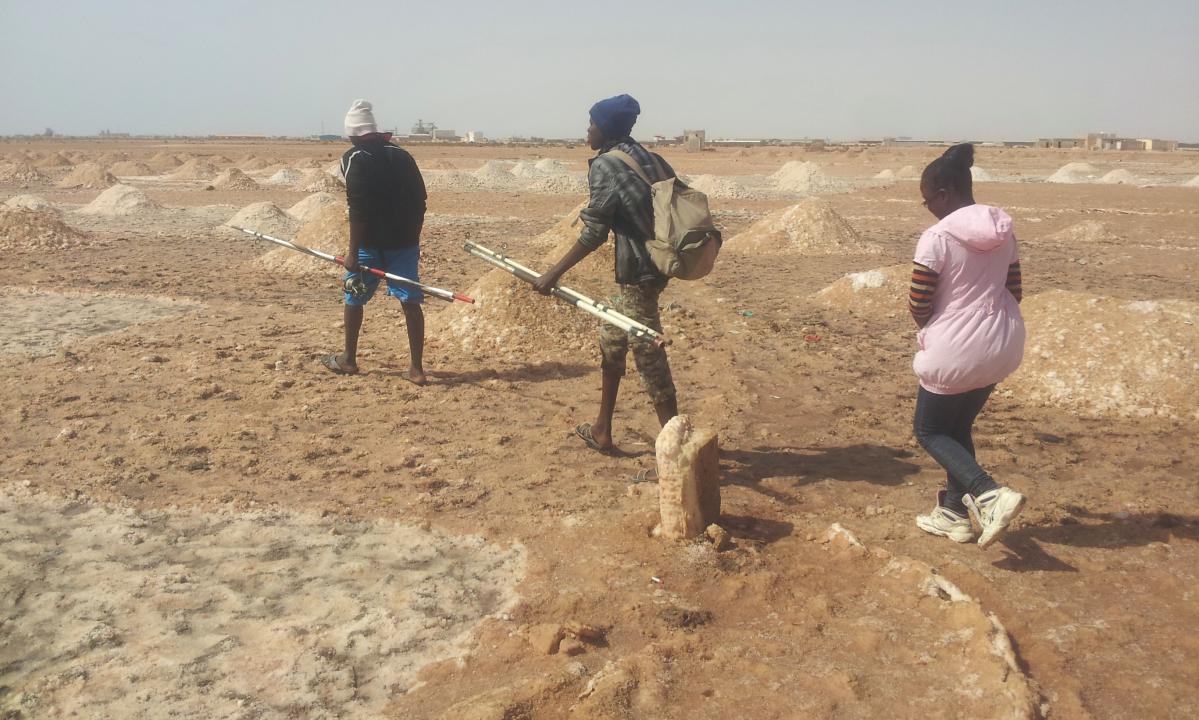 voyage à nouakchott en mauritanie