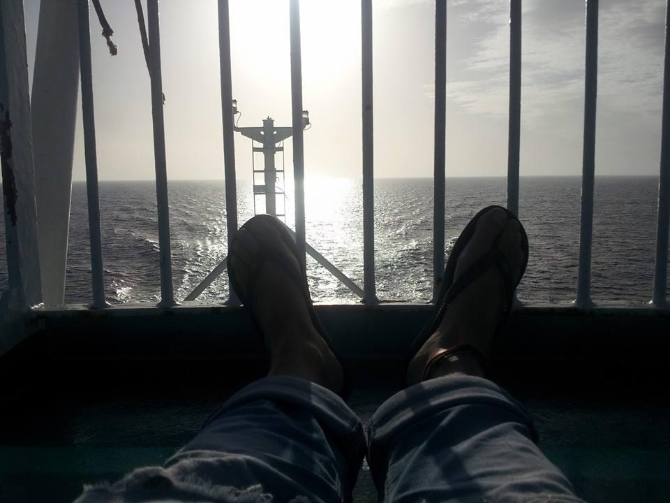 De la Grèce à l'Italie en bateau-stop…
