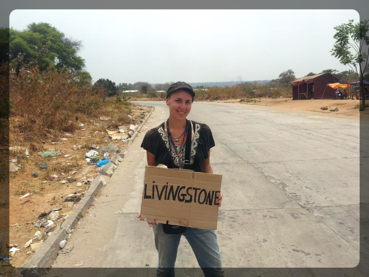 Autostop Zambie