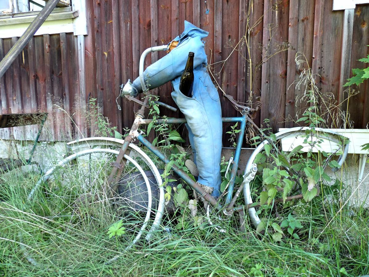 prendre le temps de voyager à vélo