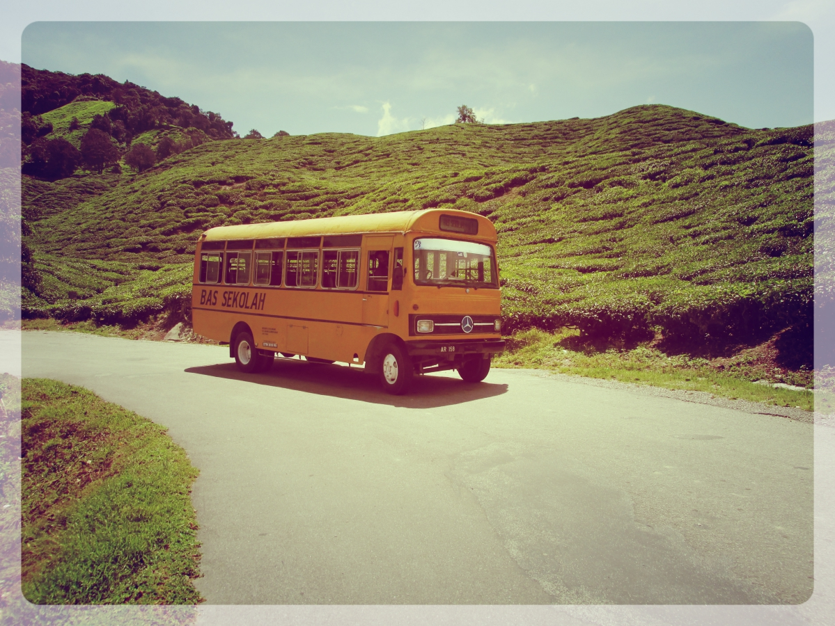 bus malaisie