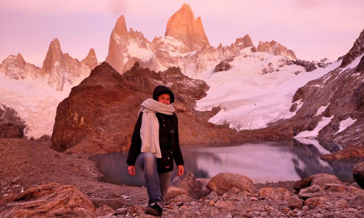 mont fitz roy en argentine : pourquoi voyager?
