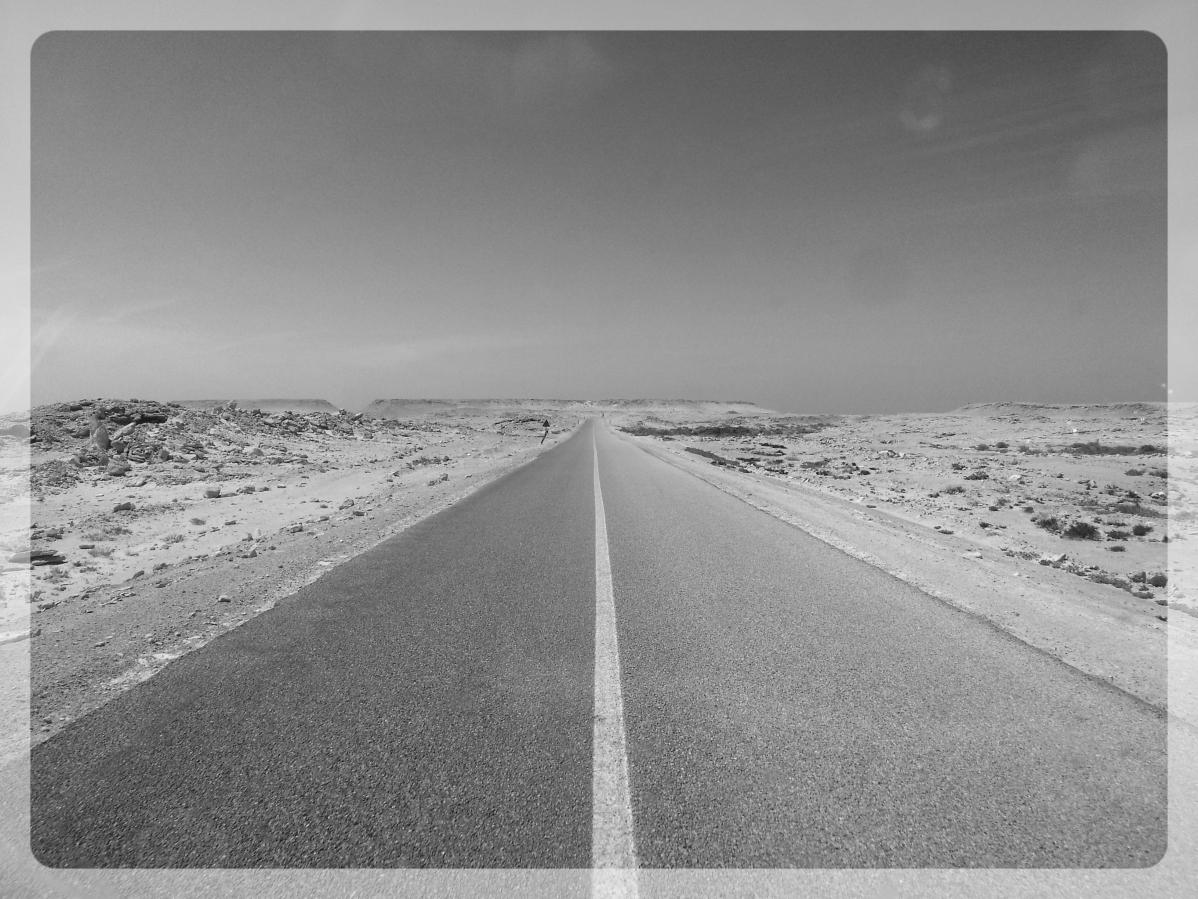 route nouakchott nouadhibou