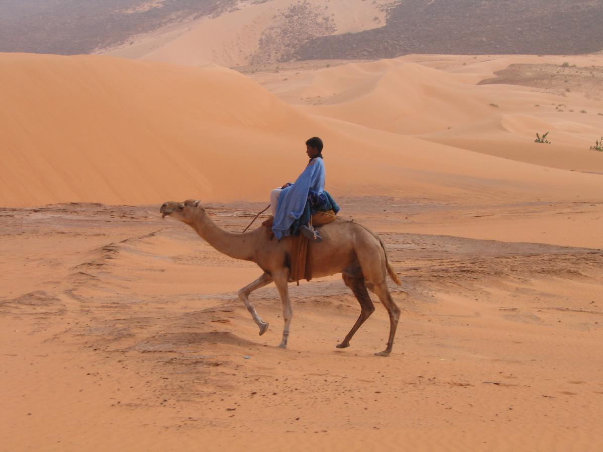 Voyager au Maroc et en Mauritanie en auto-stop