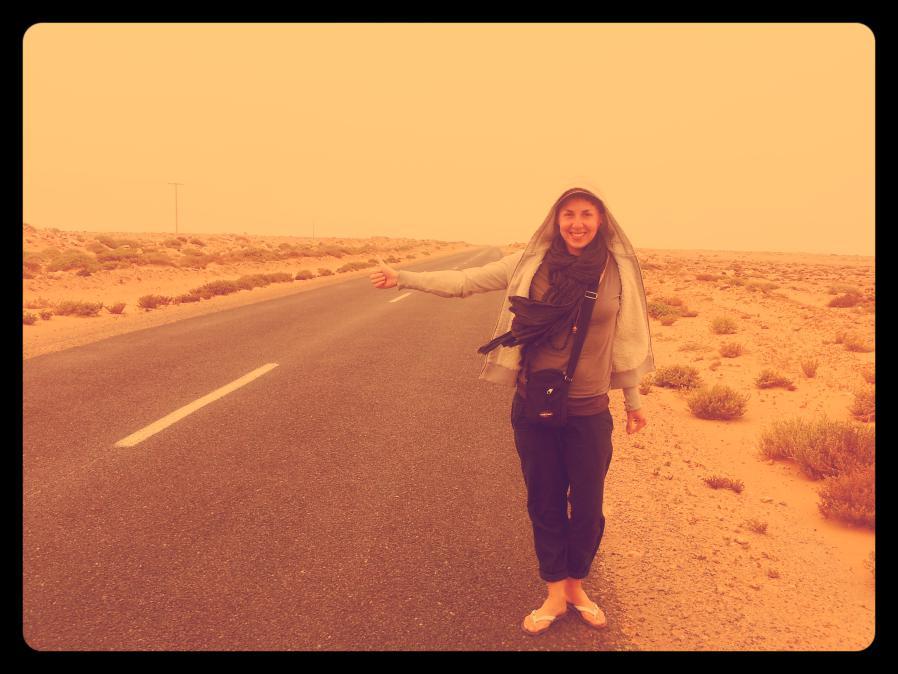 traversée sahara stop