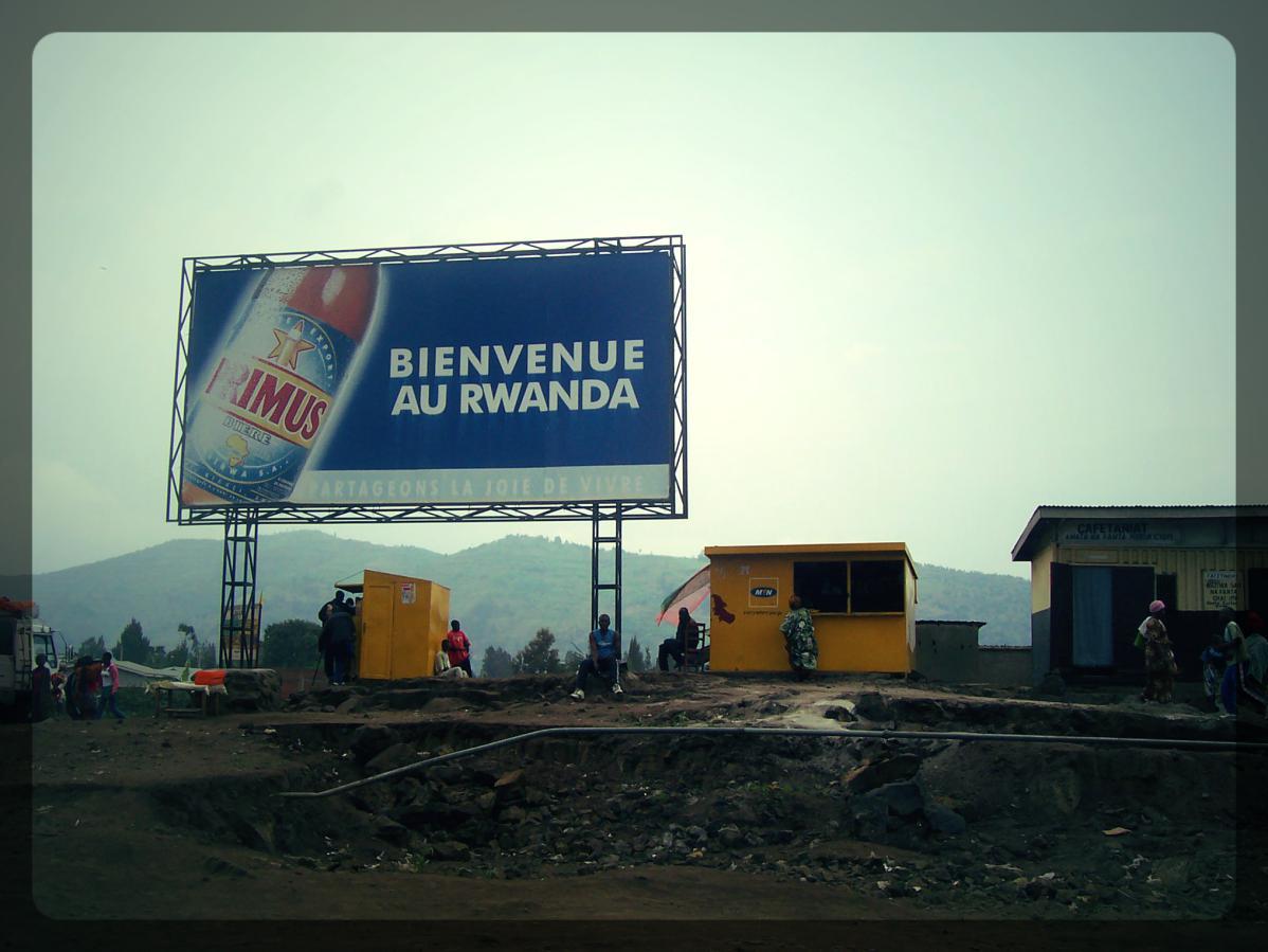 Bienvenue au Rwanda