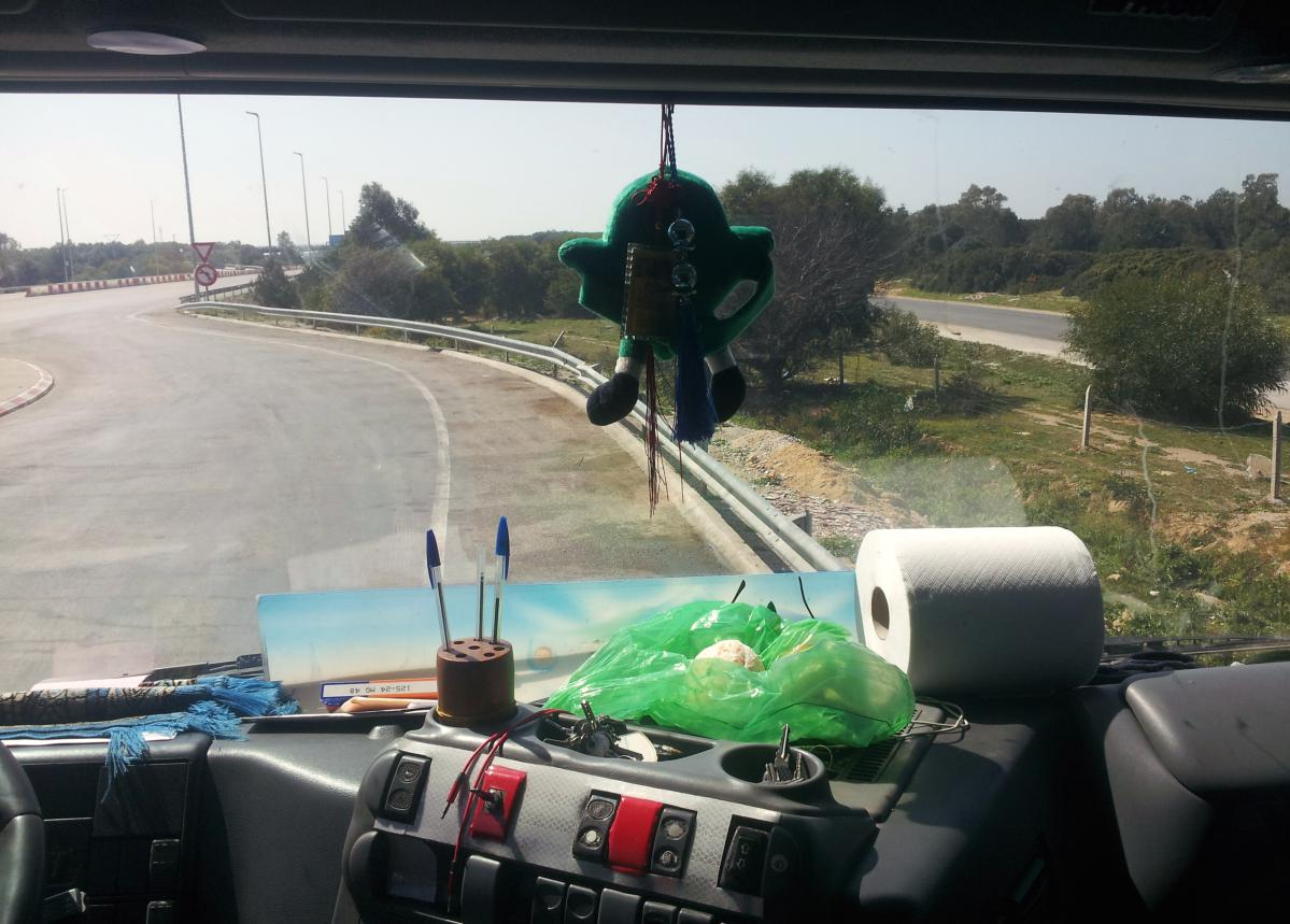 chauffeur routier au maroc