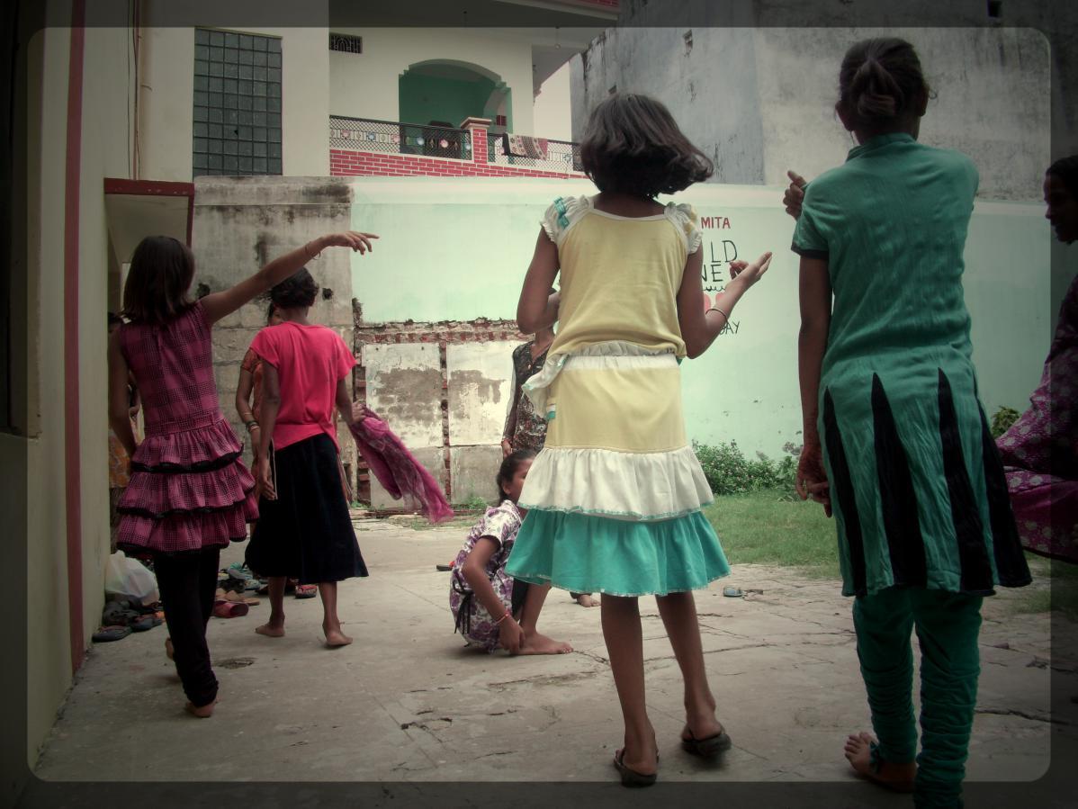 ONG Inde Varanasi