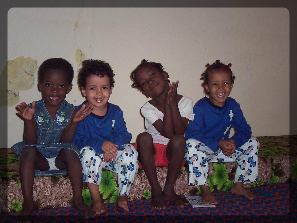 Orphelinat Mauritanie