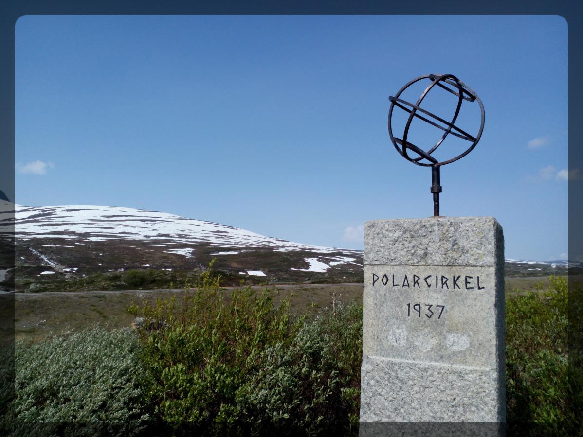 Cercle polaire arctique, Norvège